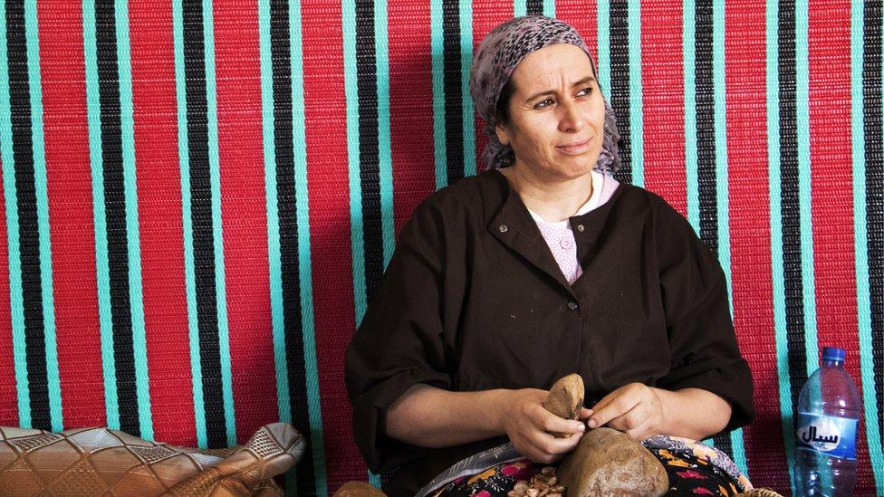 Samira Chari