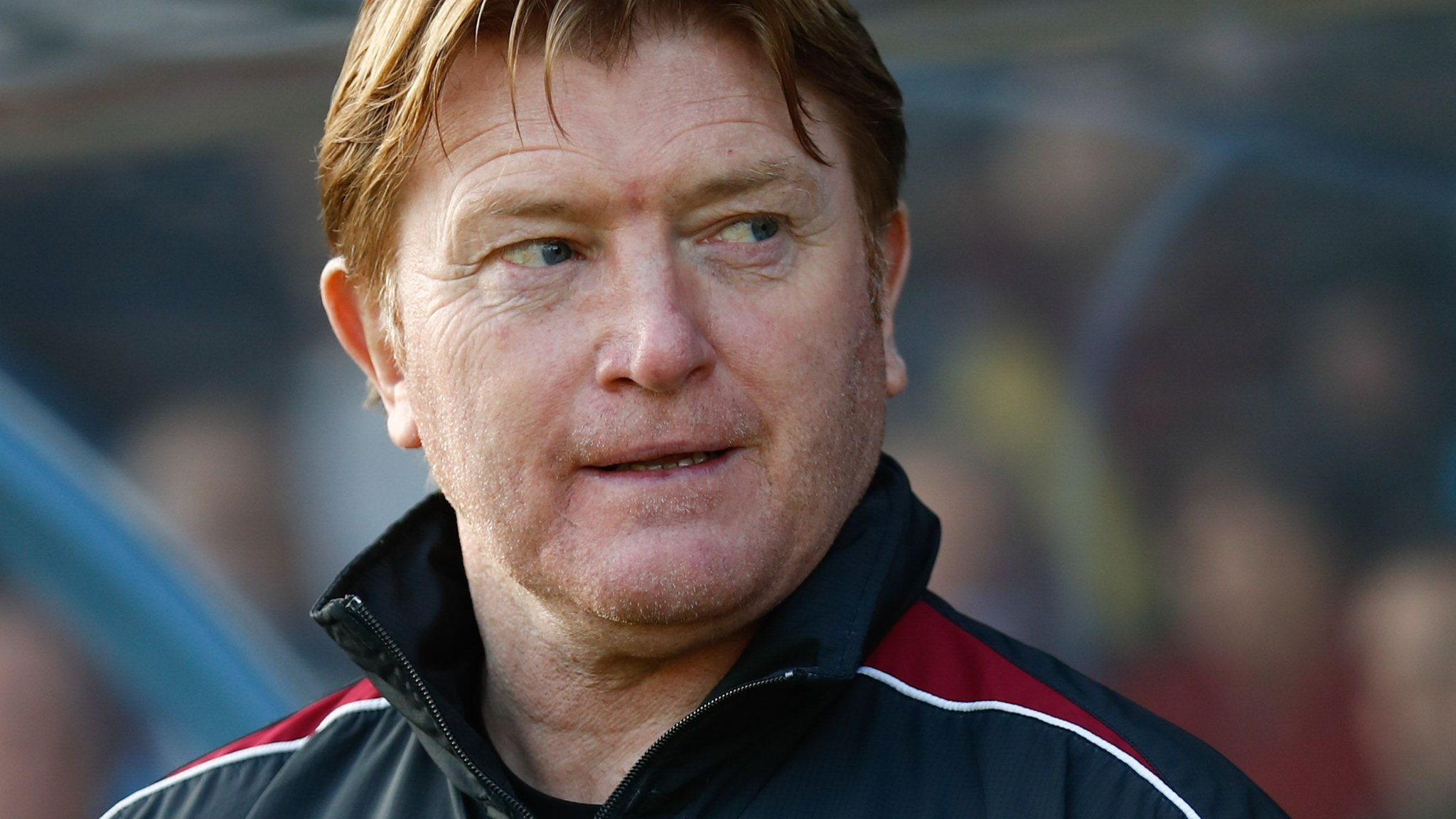 Stuart McCall: Scunthorpe United sack boss and put Andy Dawson in charge