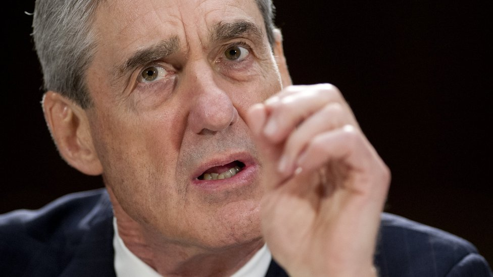 Robert Mueller testifying before the US Senate Judiciary Committee on Capitol Hill in Washington on 19 June 2013