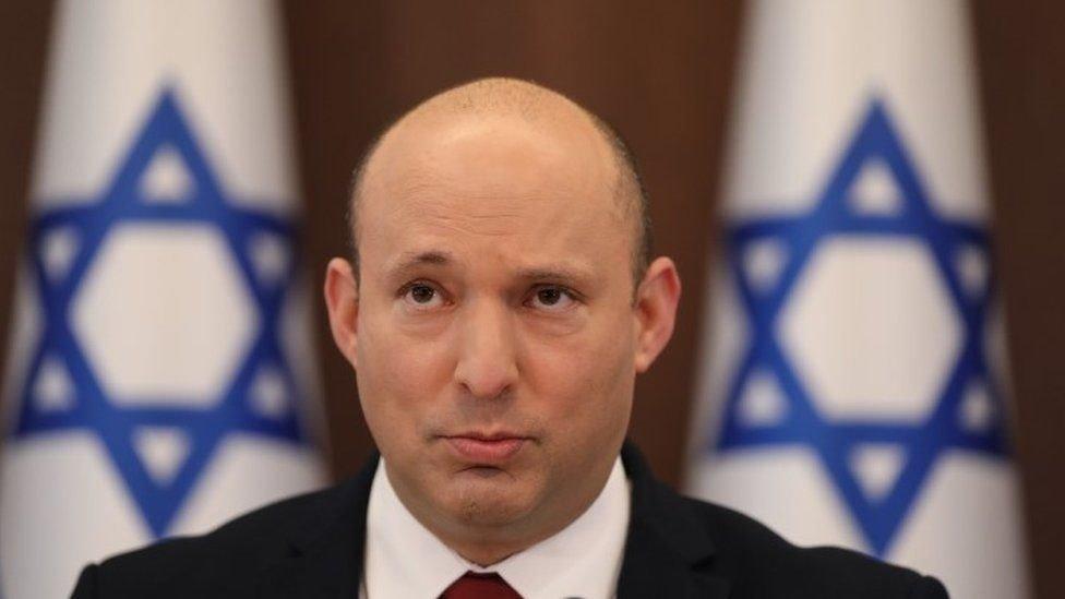 اسرائیل کے وزیر اعظم
