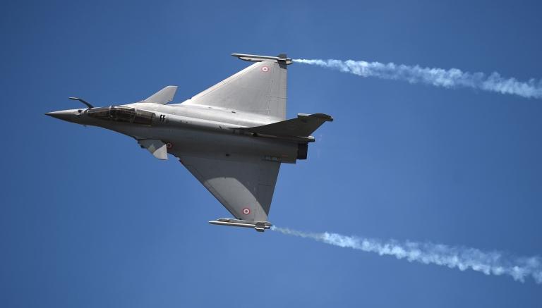 El Rafale es la principal baza de ataque aéreo de Francia.