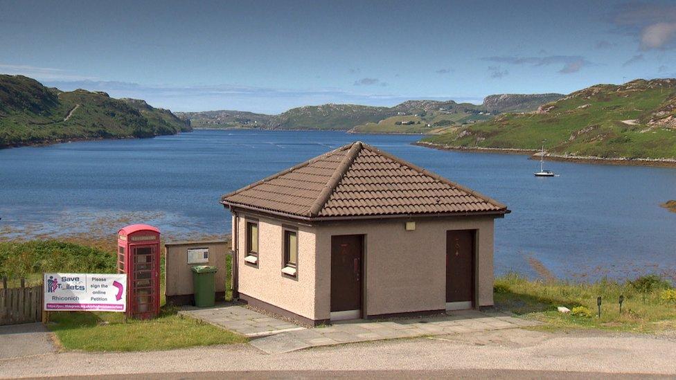 Job cuts under Highland Council's toilet closure plans