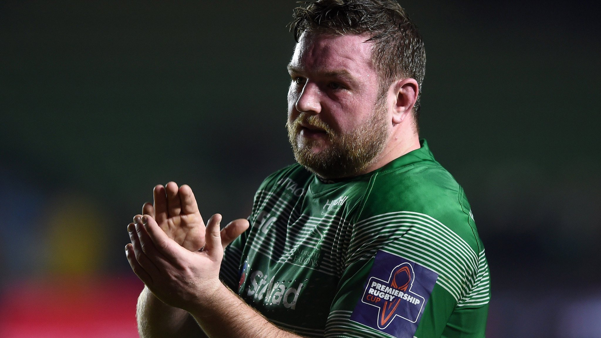 Jon Welsh: Scotland prop agrees new two-year Newcastle Falcons deal