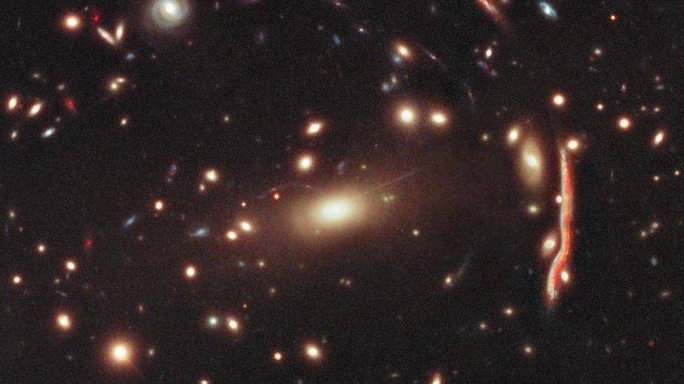 Grupo de galaxias MACS 1206