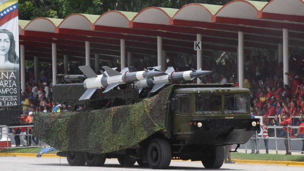 Vehículo militar.