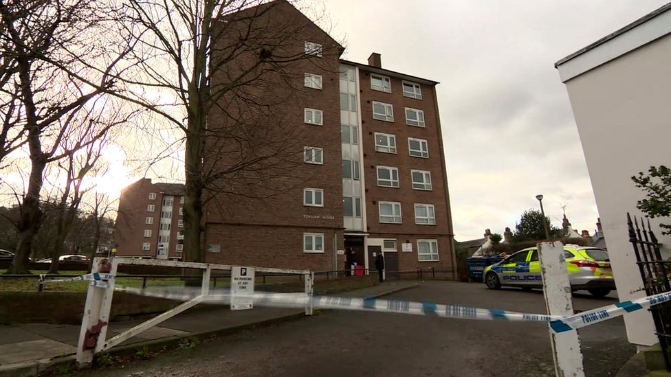 Teenager stabbed to death in Greenwich