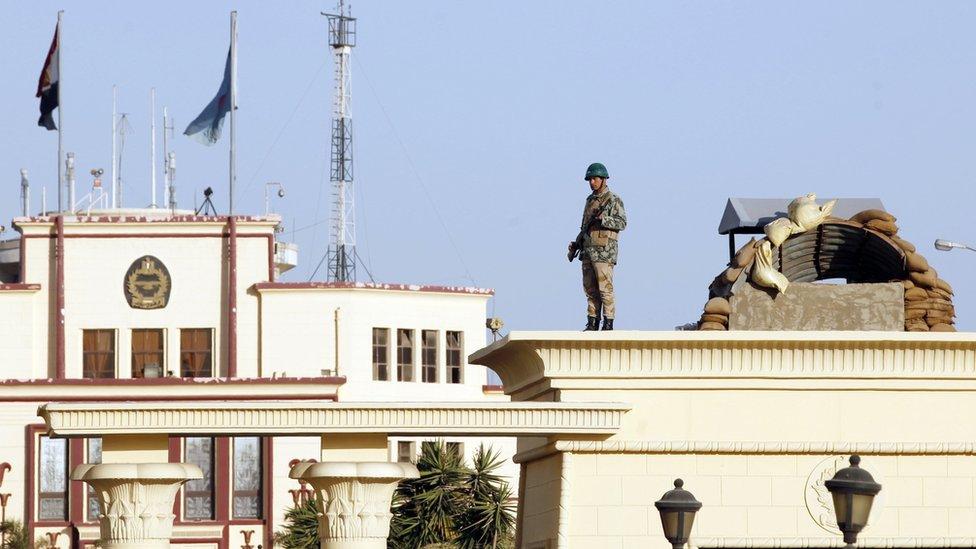 الأوضاع الأمنية في المنطقة - بحسب خبرا أمنيين - تحسنت كثيرا