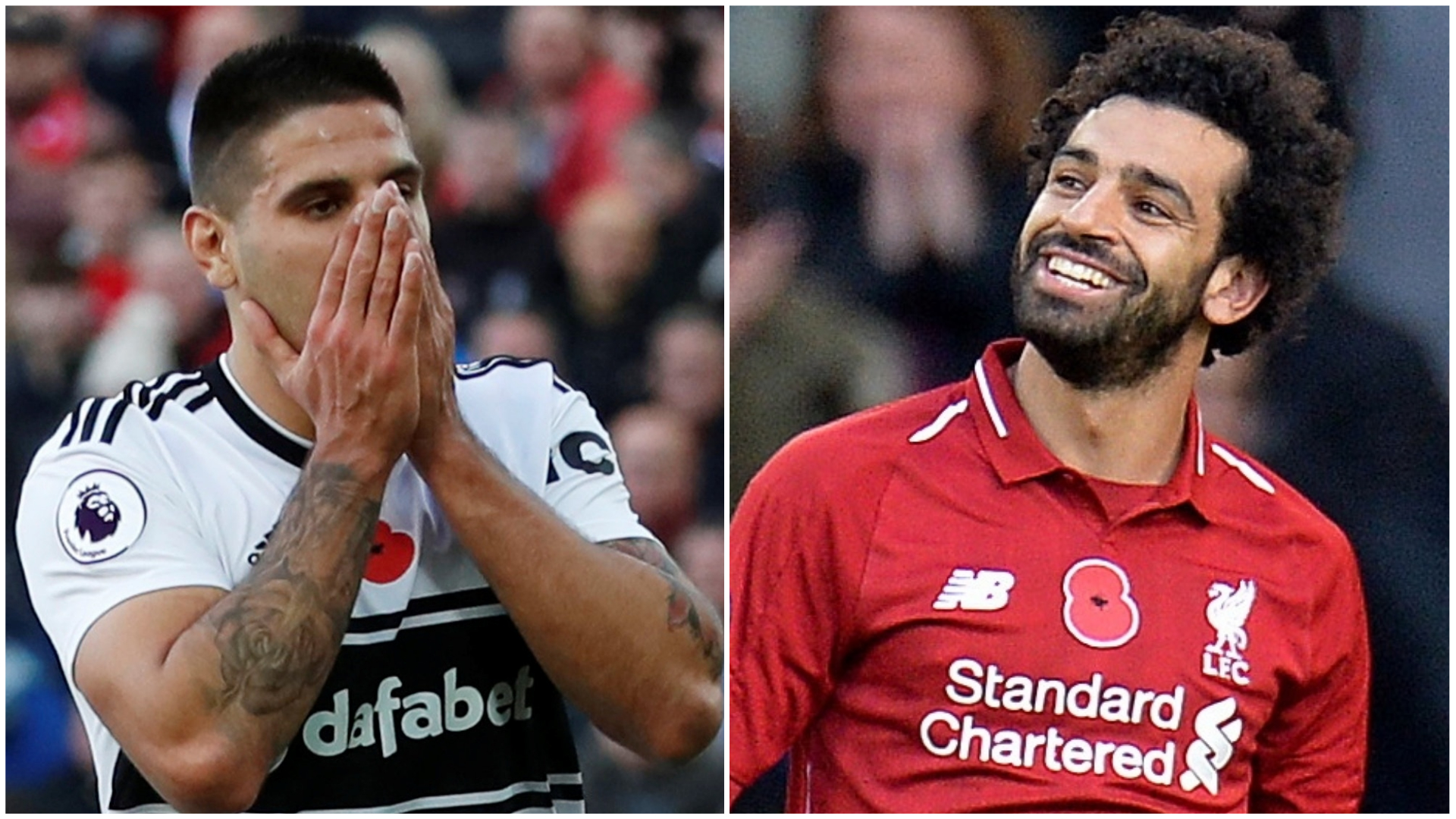 Liverpool 2-0 Fulham: Mohamed Salah strike helps Liverpool to victory
