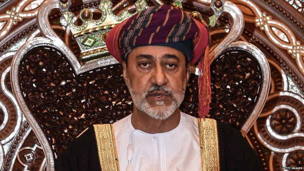ओमान के नए सुल्तान हैयथम बिन तारिक़ अल सईद