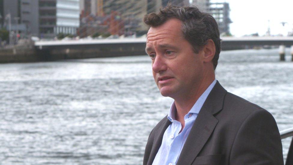 Dr Eoin O'Malley