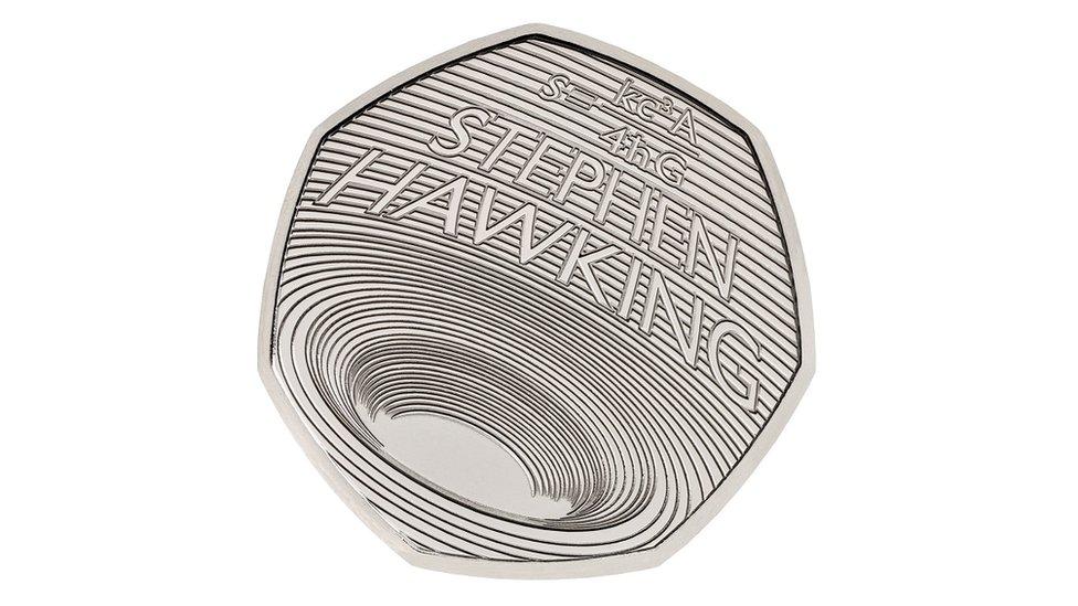 kovanica Stivena Hokinga
