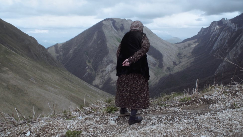 Aslan Gaisumov, Keicheyuhea (video still), 2017