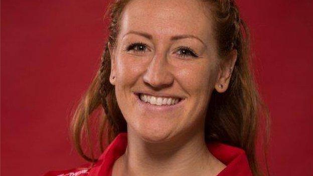 Fatigue and uncertainty - netballer Clare Jones' monthly struggle
