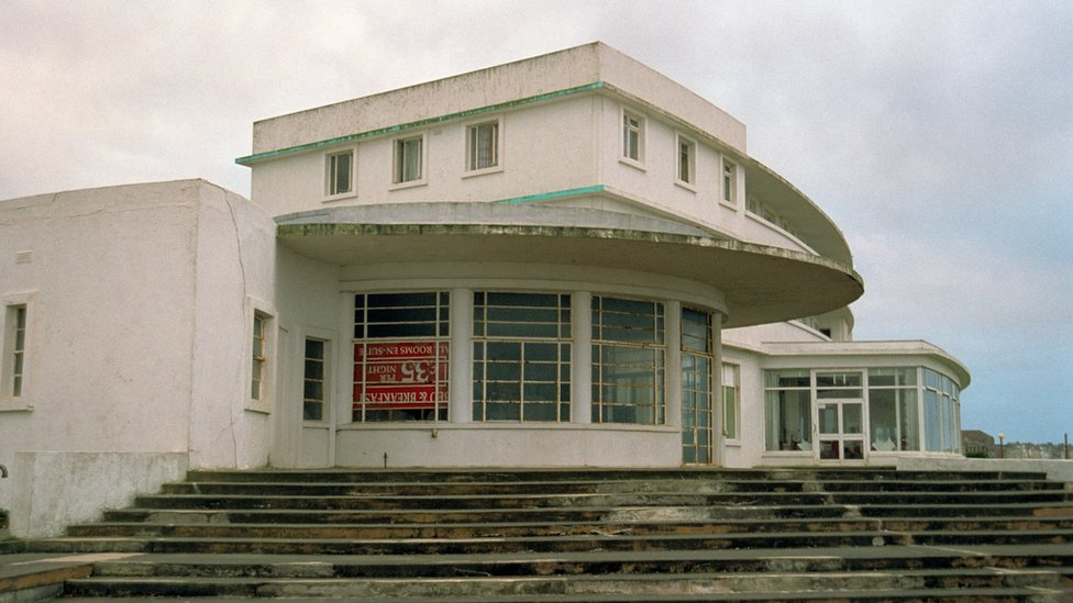 Midland Hotel in 1999