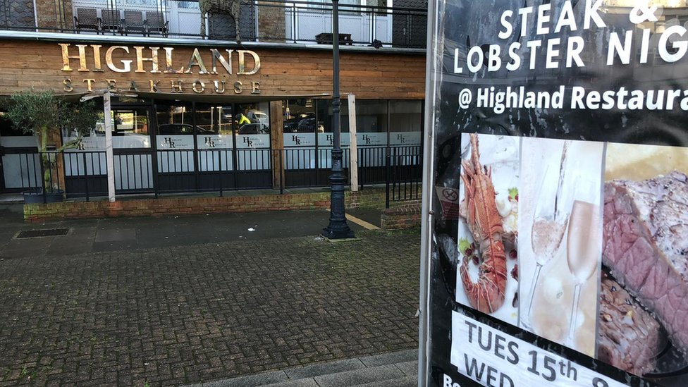 Highland Steak House