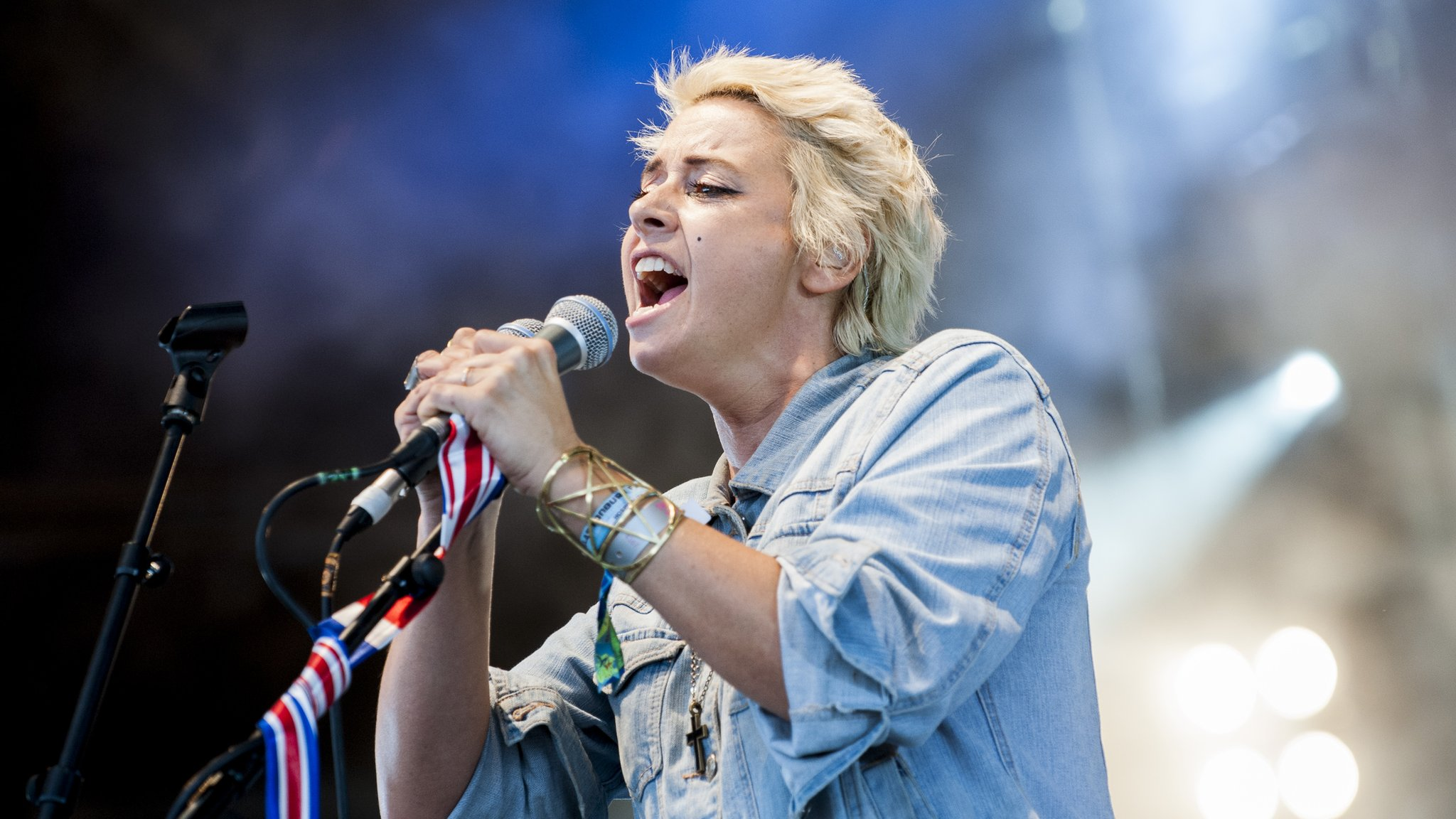 BBC News - Eden Festival expects record crowd