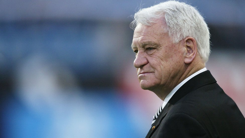 Sir Bobby Robson film shows 'joy and respect'