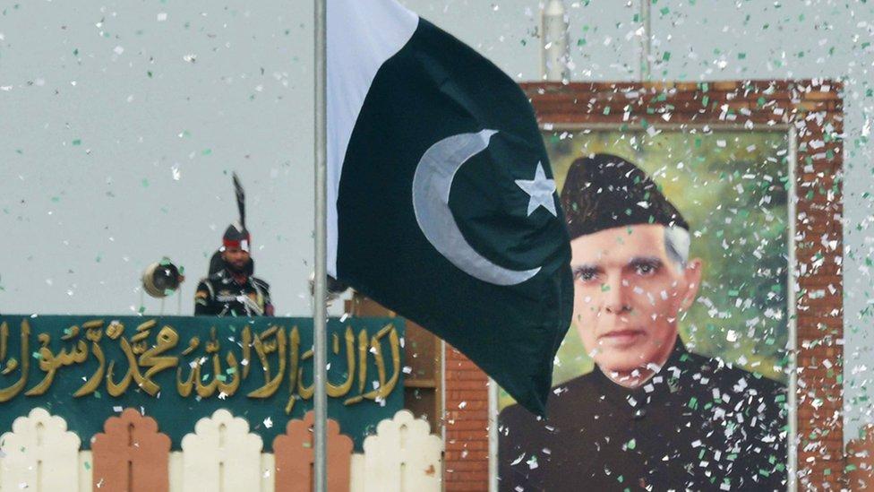 জিন্নাহর আদর্শই এখনও পাকিস্তানের ভিত্তি' - BBC News বাংলা