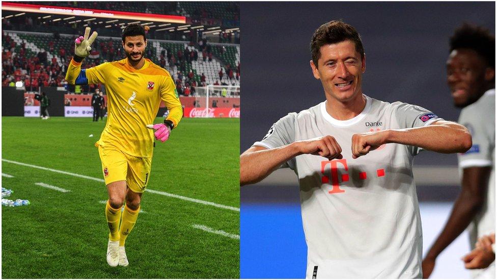 دخل فريقا بايرن ميونيخ الألماني والأهلي المصري وجماهيرهما في مناكفات عبر تغريدات قبيل مواجهتهما المرتقبة في نصف نهائي بطولة كأس العالم للأندية.