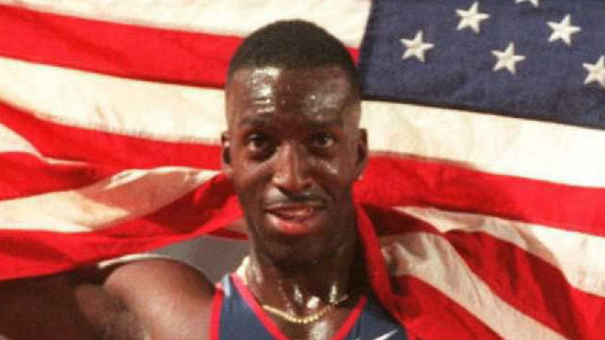 Michael Johnson: 'Olympic mindset' helped recovery from stroke