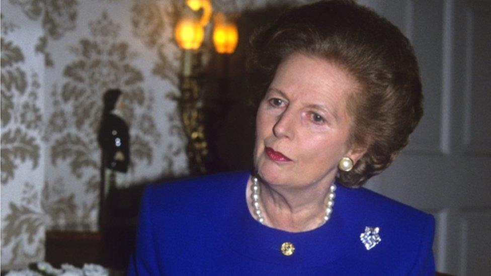 Margaret Thatcher's handbags, jewellery and clothes go under hammer