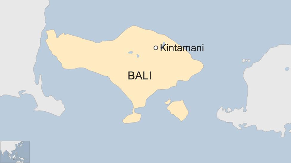Twelve Killed In Bali Village Landslide In Indonesia Bbc News