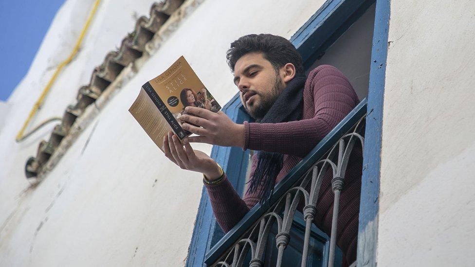 ¿Qué estás leyendo en esta cuarentena?