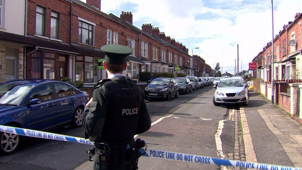 East Belfast: Man pleads guilty to murdering his friend