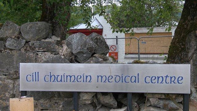 Ionad Slàinte Chille Chuimein