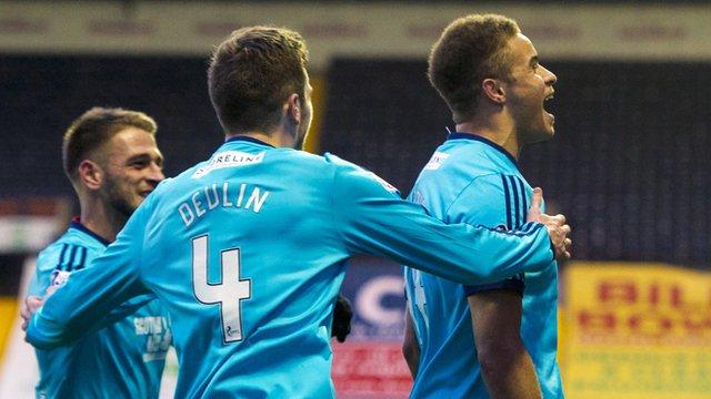 Highlights - Kilmarnock 0-1 Hamilton