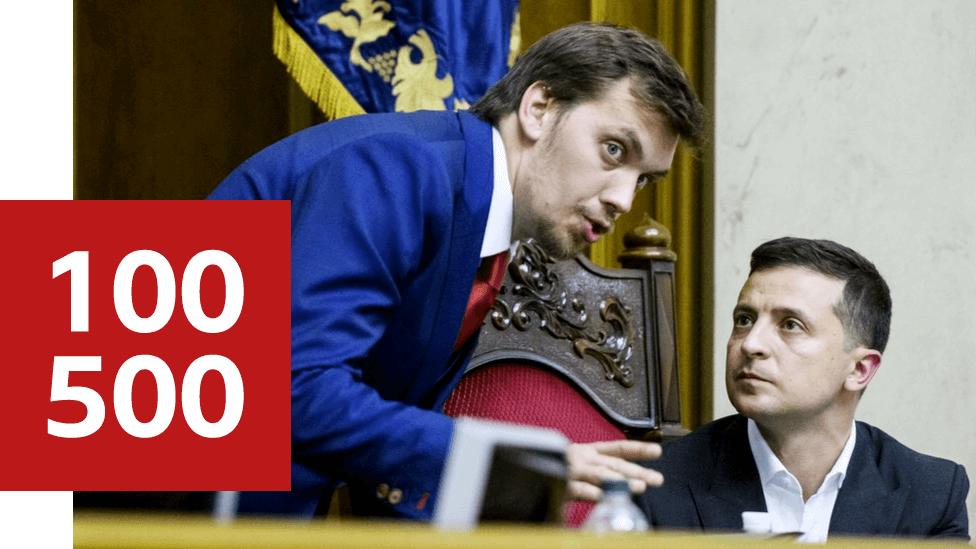 Украина: премьер подал в отставку, но не уходит. Это вообще законно?