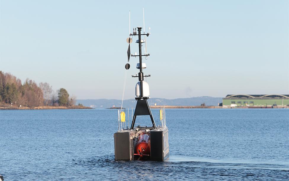 Gebco-NF Sea-Kit boat