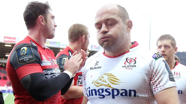Rory Best's Ulster came from 23-0 down to win