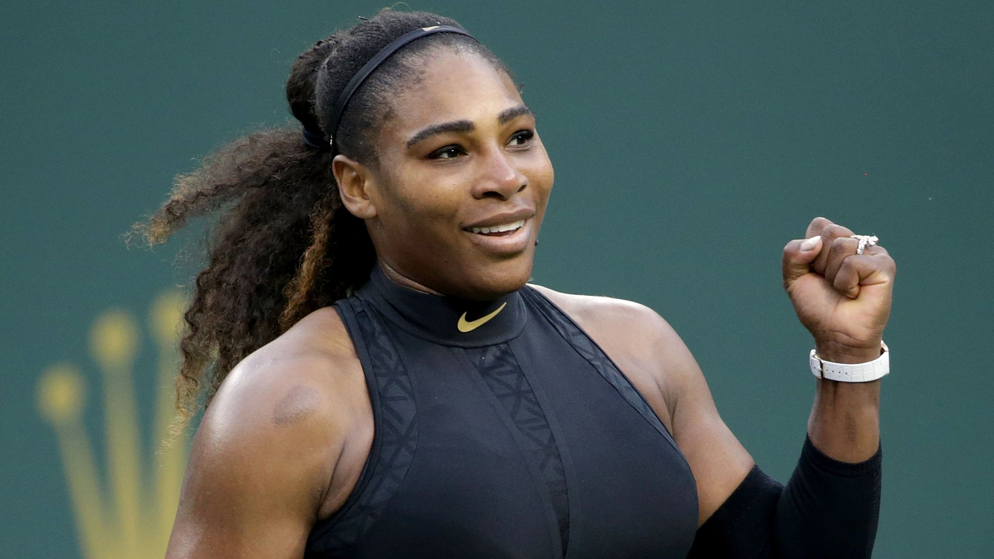French Open: Serena Williams can win at Roland Garros, says coach Mouratoglou