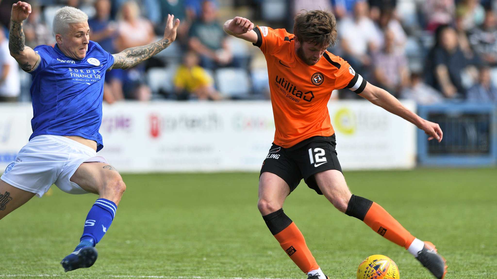 Queen of the South 1-2 Dundee United