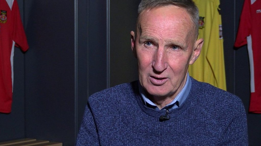 Champions League: Wales great Joey Jones has 'every faith' in Liverpool