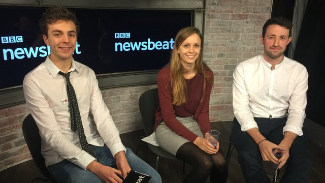 Three newsbeat listeners question the housing minister Brandon Lewis