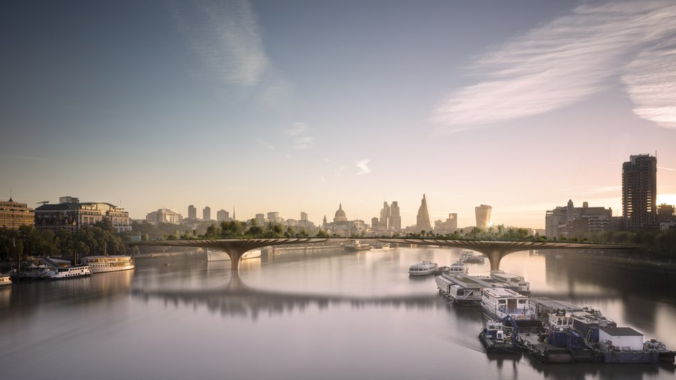 MP calls for parliamentary inquiry into Garden Bridge