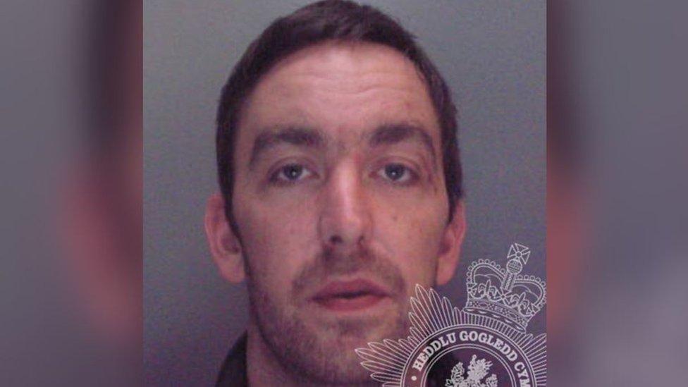 Darren Jones was jailed for 20 months
