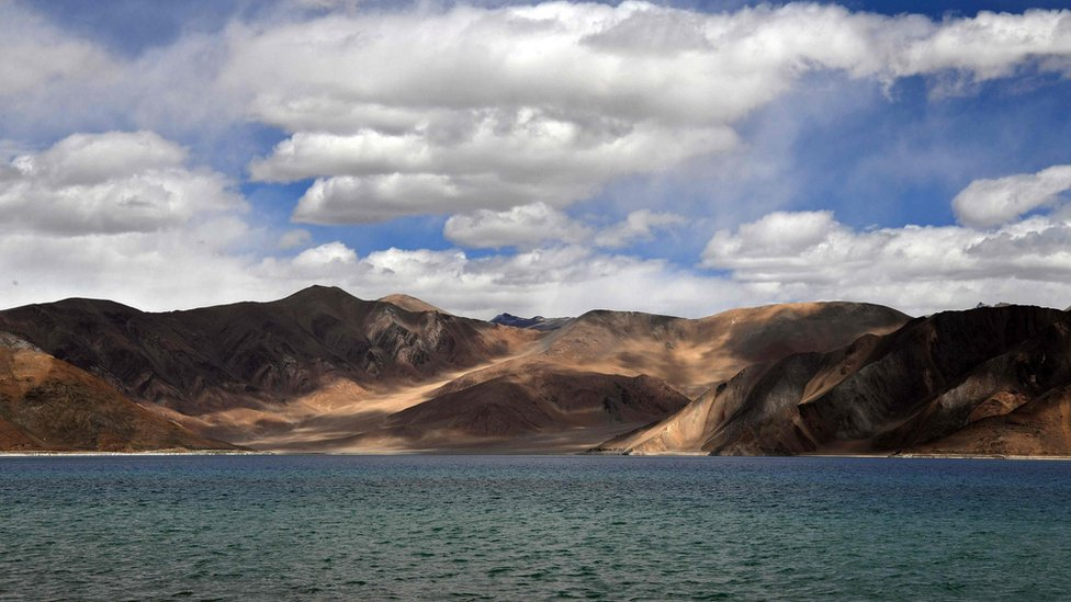 Lago Pangong