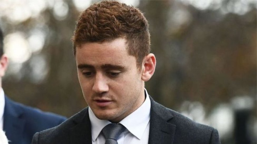 Paddy Jackson was unanimously acquitted of rape