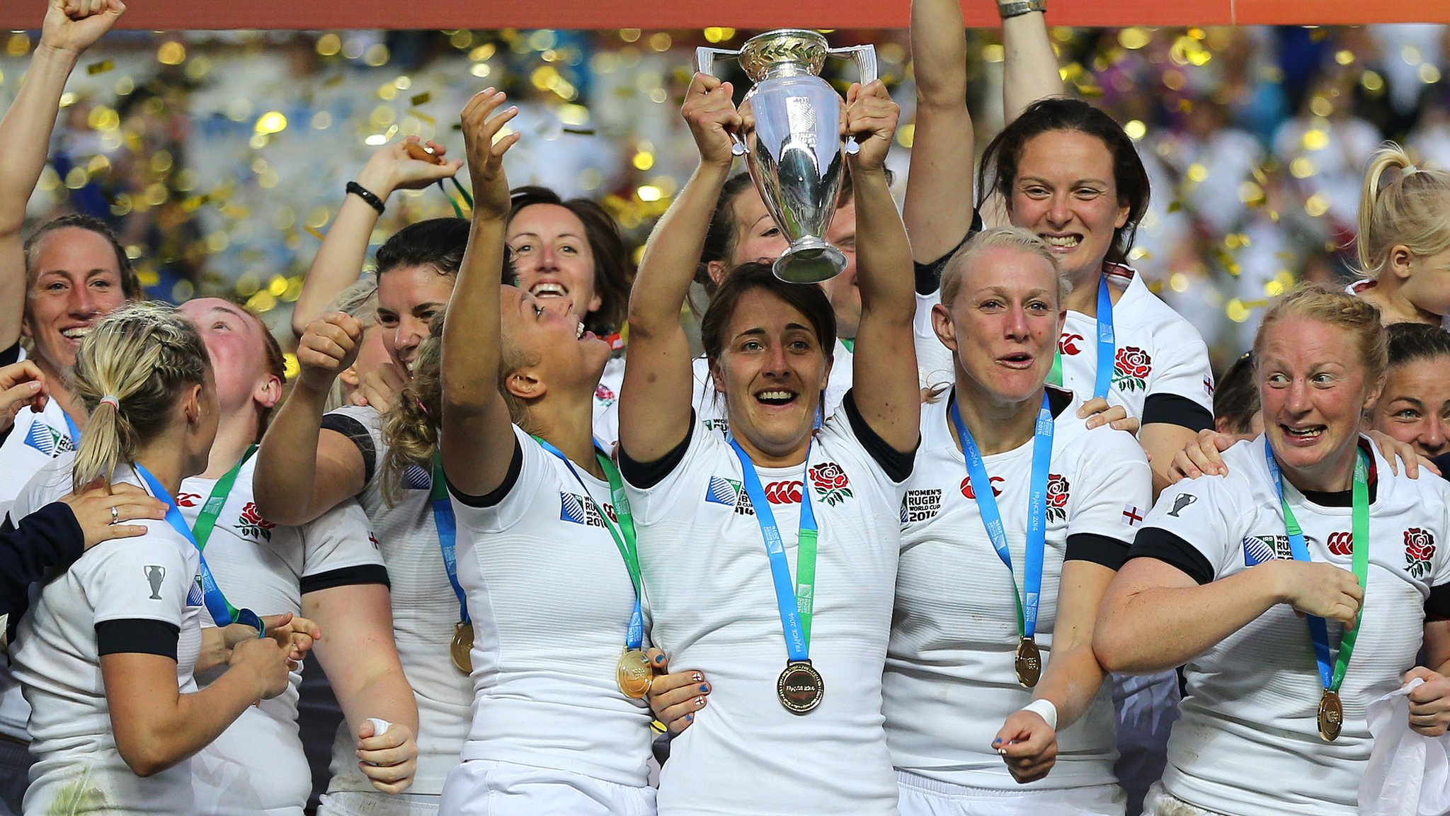 England women's 15-a-side players to get full-time contracts