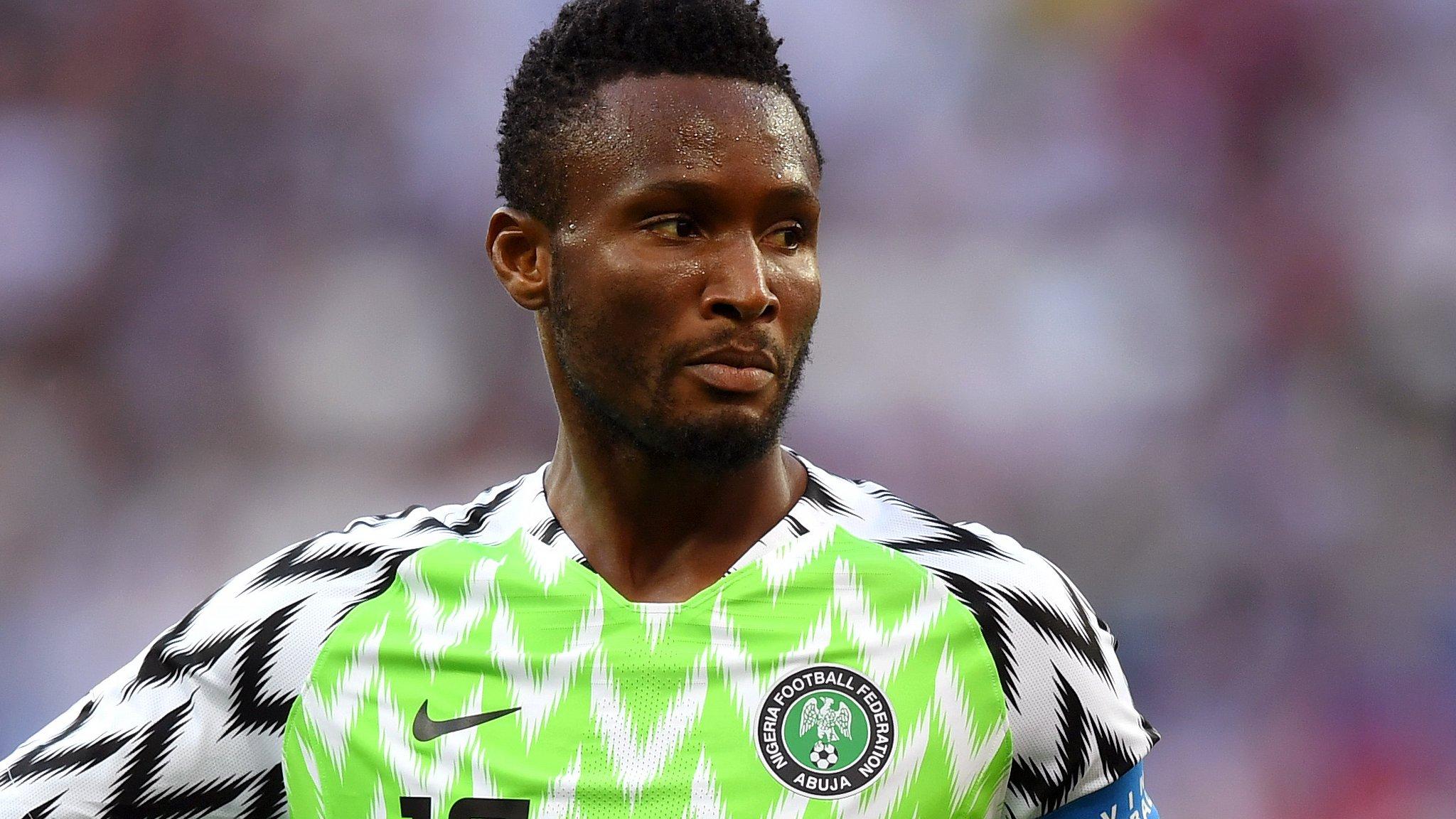 John Mikel Obi: Middlesbrough in talks with former Chelsea midfielder