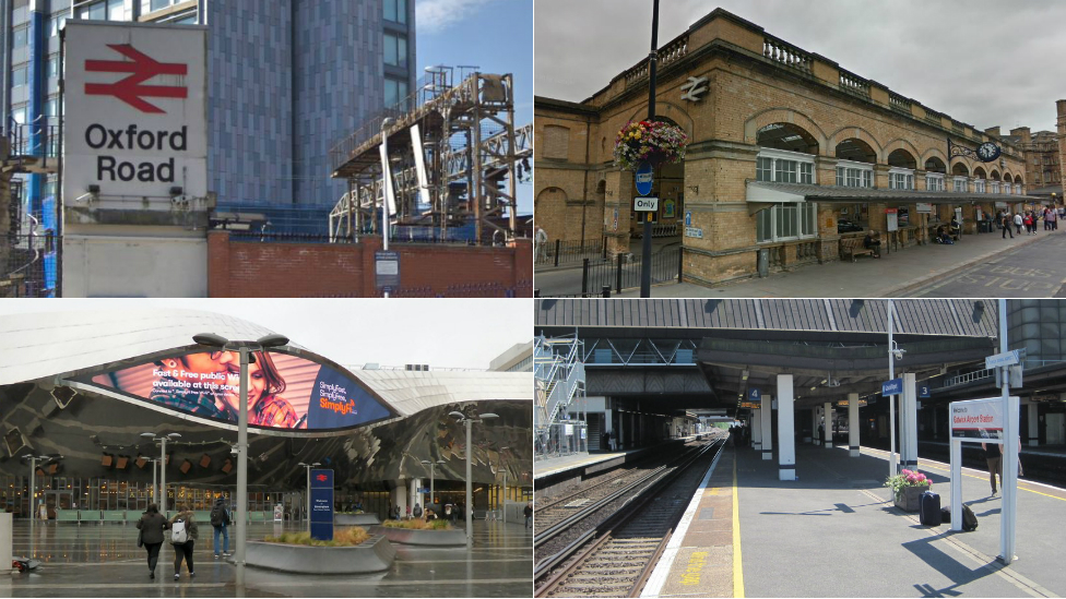 UK's railway stations with most train delays revealed