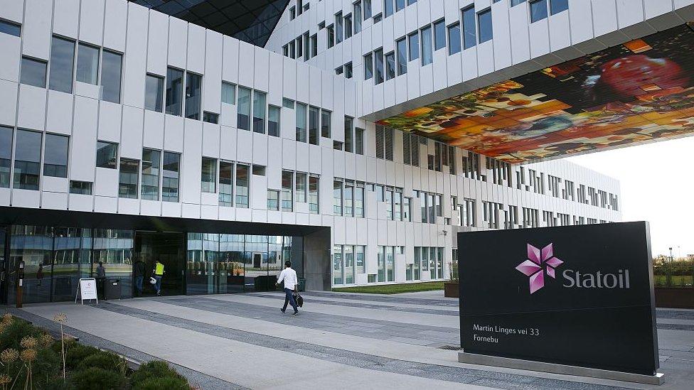 Statoil office