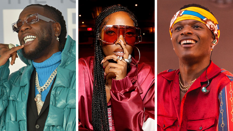 BBC News - Afrobeats: New chart names genre's top artists in the UK