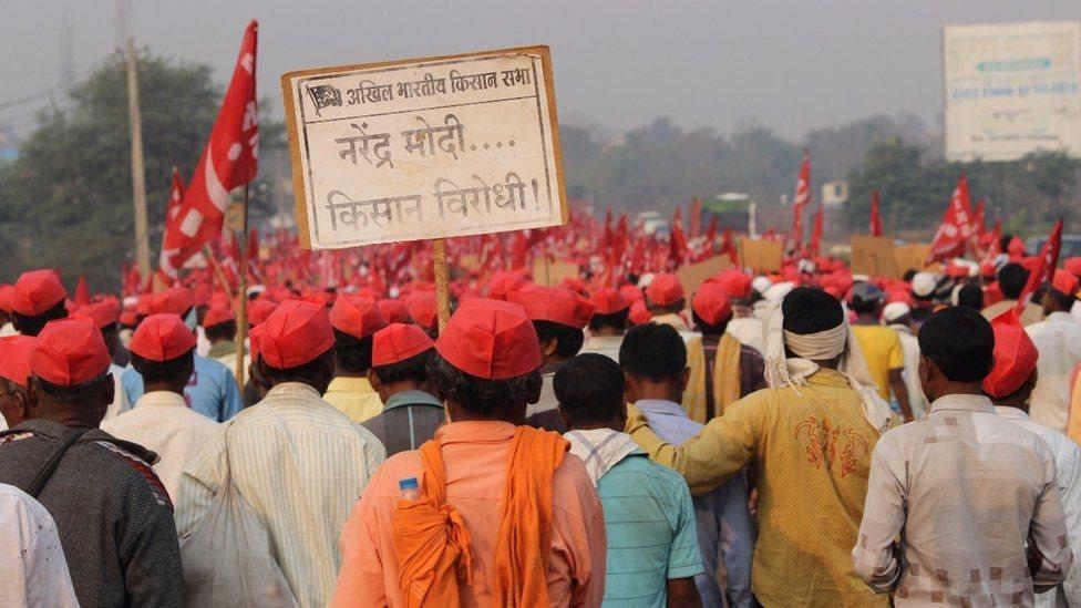 फिर सड़कों पर उतरेंगे महाराष्ट्र के 50 हज़ार किसान-पांच बड़ी खबरें