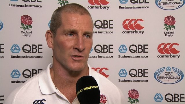 """England head coach Stuart Lancaster """"really pleased"""" after victory over Ireland"""