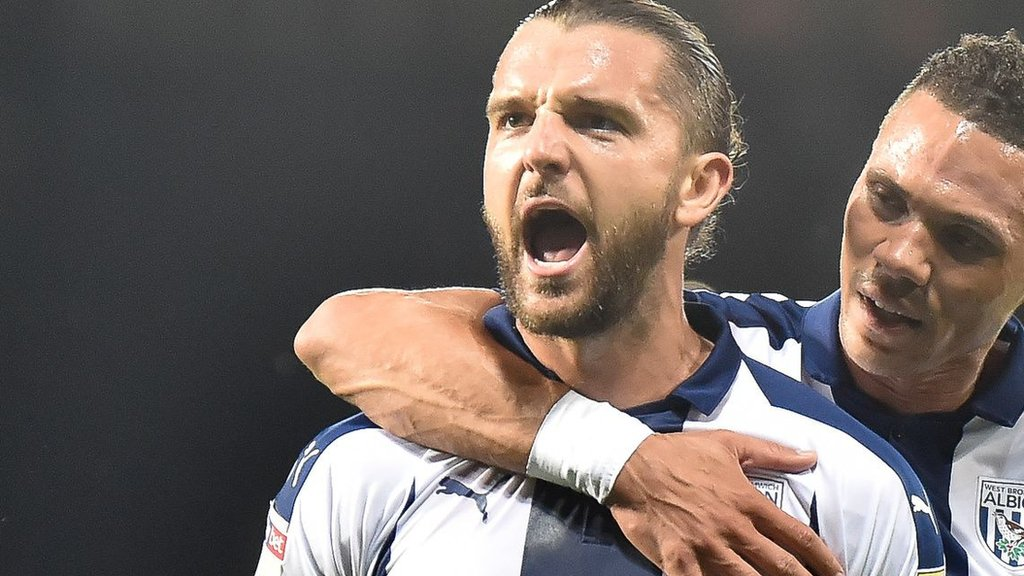West Bromwich Albion v Millwall