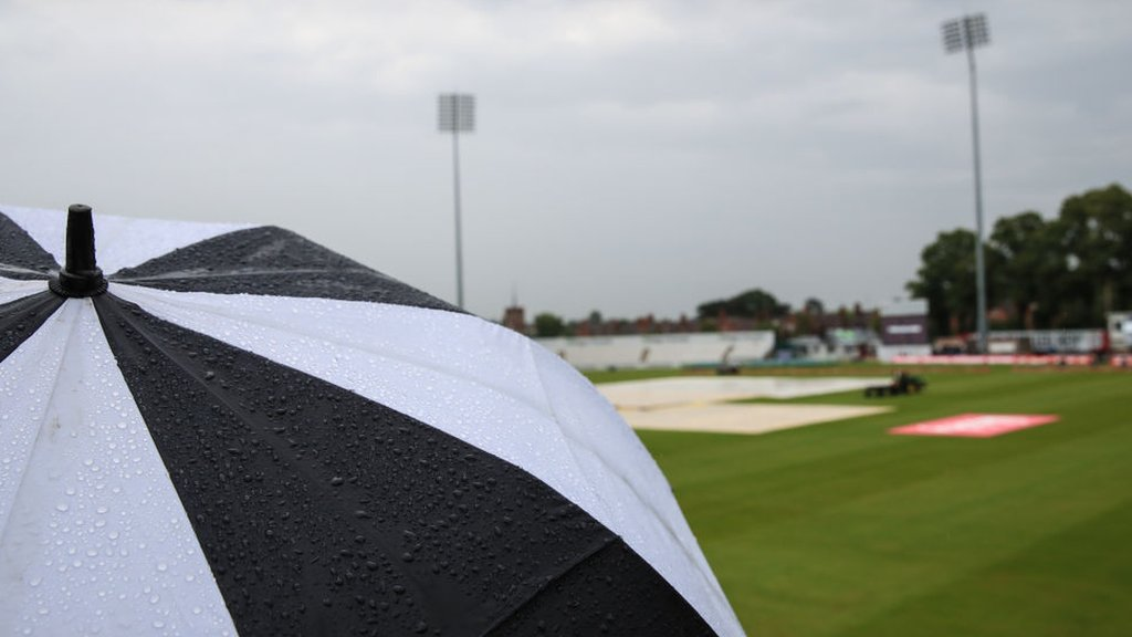 County Championship: Northants v Leicestershire day two rained off